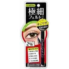 Japan BCL Browlash EX Water Strong Liquid Eyeliner Slim (Black) W/Gift US F/S