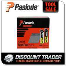 Paslode Impulse Trimmaster 50mm BFP 2000 16 Gauge Angled Nails - B20750
