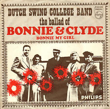 DUTCH SWING COLLEGE BAND - Ballad of Bonnie & Clyde (RARE SINGLE DUTCH PS)