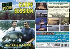 Carpe session avec Philippe Lagabbe - Pêche de la carpe - Vidéo Pêche