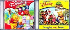 Disney's Winnie The Pooh Baby & Playhouse Disney,TBOP,A Story Without A Tail;2PC