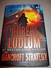The BANCROFT STRATEGY by Robert Ludlum (2006, Hardcover) 1st Edition