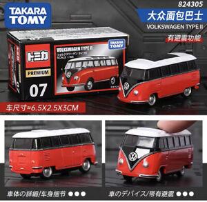 Tomica Premium No.07 Volkswagen Type II Red