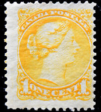 Scarce Canada SC# 35 Mint Never Hinged with Original Gum.