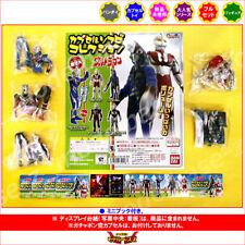 Bandai Ultraman Max Seven figure Gashapon Set of 5 Monsters Alien Baltan Vinyl