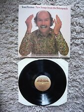Tom Paxton New Songs From The Briarpatch UK 1977 MAM Vinyl LP 1st Press A1/B1