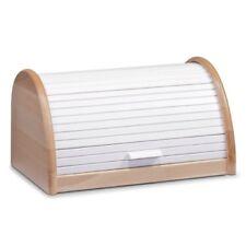 Cassetta Organizer Organizzatore per il pane in legno di faggio Zeller