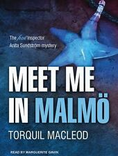 Inspector Anita Sundstrm: Meet Me in Malmo 1 by Torquil MacLeod (2015, MP3...