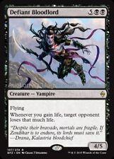 Mtg DEFIANT BLOODLORD Battle for Zendikar rare  Magic the Gathering card