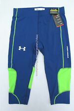 75% OFF! UNDER ARMOUR HEATGEAR COMPRESSION CAPRI 3/4 PANTS MEDIUM BNWT US$62