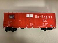 HO Scale Athearn CB&Q Burlington Route 40' Double Plug Door Box Car #52659