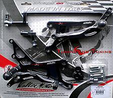 ESTRIBERAS VALTERMOTO TIPO 1 PARA YAMAHA YZF R1 1000 2007 07 2008 08  (PEY54)