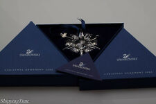 Swarovski 2002 weihnachtsstern christmass ornament Snowflake 288802