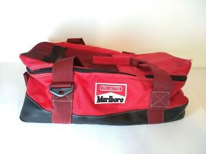 Marlboro Unlimited Gear Insulated Cooler Bag With Duffel Strap