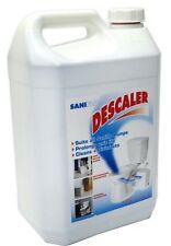 Saniflo Descaler Cleanser 1085 5L Limescale Remover Macerator Fluid - Toilet