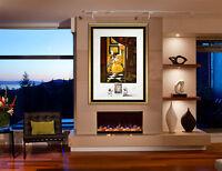 Salvador Dali Hand Signed Color Lithograph Johannes Vermeer La Lettre Artwork