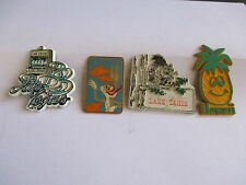 """Vintage Magnets """"4"""" -,Very Good - See Description & Picture - Free Shipping"""
