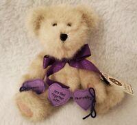 Boyds Bear Thinkin' of Ya Series Betty B Sisbear With Tag 903109