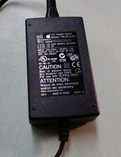 Seiko Instruments Sii I.T.E. - Model Pw-0012-W1 12V Ac/Dc Power Supply