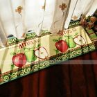 Green Apples Door Mat Kitchen Bathroom Floor Carpet Rug Hallway Runner 45x175cm