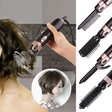 4 in 1 One Step Hair Dryer and Volumizer Brush Comb Straightening Curling Iron