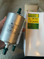 WK 720/4 MANN-FILTER Fuel filter for AUDI,LAMBORGHINI,SEAT