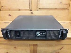 Matrix XT3000G Amplifier