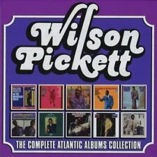 Wilson Pickett - Complete Atlantic Albums Collection [New CD] Boxed Set, UK - Im