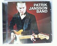 PATRIK JANSSON BAND - s/t | CD new | hellsingland underground blues bluesrock