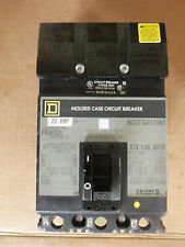 Square D Fh Fh36020 3 Pole 20 Amp 600v Circuit Breaker gray label Flawed