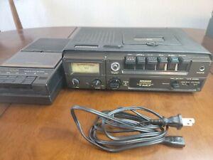 Vintage Marantz Superscope C-206LP Professional Cassette recorder with Covering