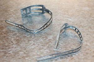 OEM 1975 Vintage Hodaka Road Toad (99) Main Wiring Harness Wire Loom Clips Qty 2