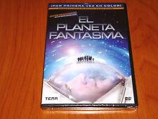 EL PLANETA FANTASMA / THE PHANTOM PLANET - Restaurada - Version color y B/N