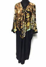 Open di progettazione più recente Dubai Abaya Caftano Farasha Maxi Caftano Jalabiya Burka