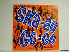 Rolando Alphonso - Ska-Au-Go-Go, Studio One SO. III, Rare Jamaican Recorded LP