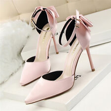 Sexy Women's Stiletto Pointed toe Shoes High Heels Pumps Lady Wedding Party New