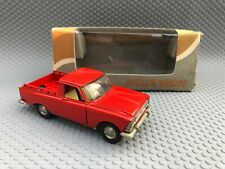 Russian Diecast Moskvitch 408 Red Pick Up 1/43 Scale