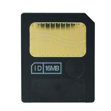 16MB SmartMedia SM Memory Card 16 MB For old Camera/ Music Player/ Laptops