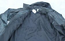 MENS LEATHER JACKET - SIZE - L. TAG NO. 189
