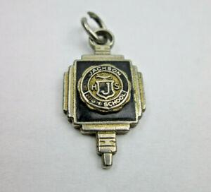 Vintage Jackson High School Honor Key Club Charm