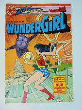 1x Comic - Wunder Girl  Sonderheft Nr.31 - 1978- Ehapa - Z. 2