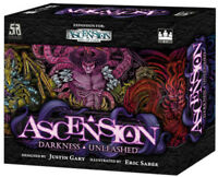 Ascension: Darkness Unleashed- 6th Set [New Games] Card Game
