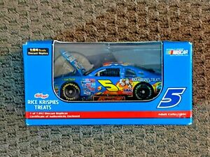 1999 Revell 1:64 Scale Diecast Replica Nascar #5 Rice Krispies Terry Labonte