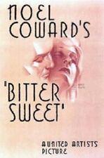 Bitter Sweet - 1933 - Anna Neagle Fernand Gravey Herbert Wilcox Vintage Film DVD