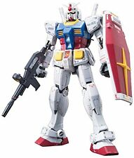 Rg 1/144 Rx-78-2 Gundam (mobile Suit Gundam) Model Kit from Japan
