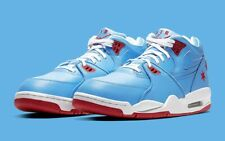 New Nike Air Flight 89' DS 'Chicago All Stars' Blue Red CU4831-406 Men Size 11