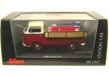 VW T2a Westfalia-Pritsche mit 2 Seifenkisten