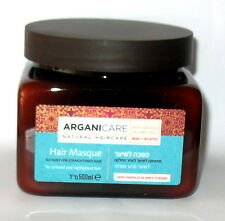 ARGANICARE MORROCAN MOROCCAN ARGAN SHEA OIL HAIR MASK MASQUE FOR COLORED HAIR