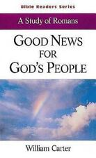 Good News for God's People Student: A Study of Romans (Bible Readers Series) [..