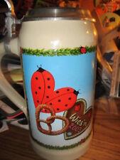 2003 KAFER - SCHANKE  Wies'n Fest 1 Liter Lidded Ceramic Beer Stein Signed Koch